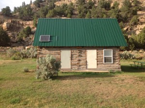 Edwards Cabin Front