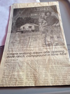 Nine Mile Ranch Sunad Article
